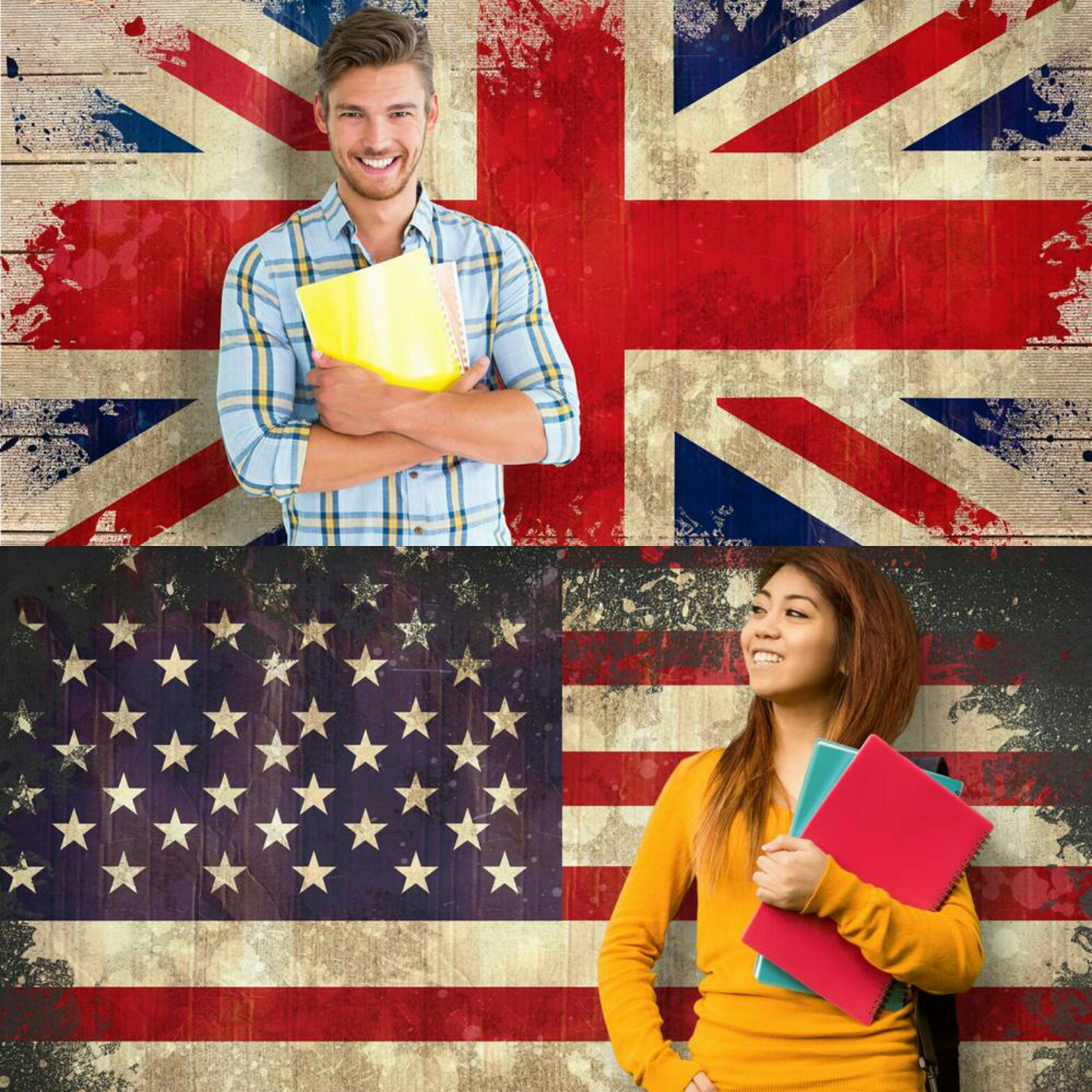 THE UNITED KINGDOM OR THE UNITED STATES : Let's help you make a choice