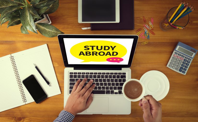 HOW TO APPLY TO UNIVERSITIES ABROAD